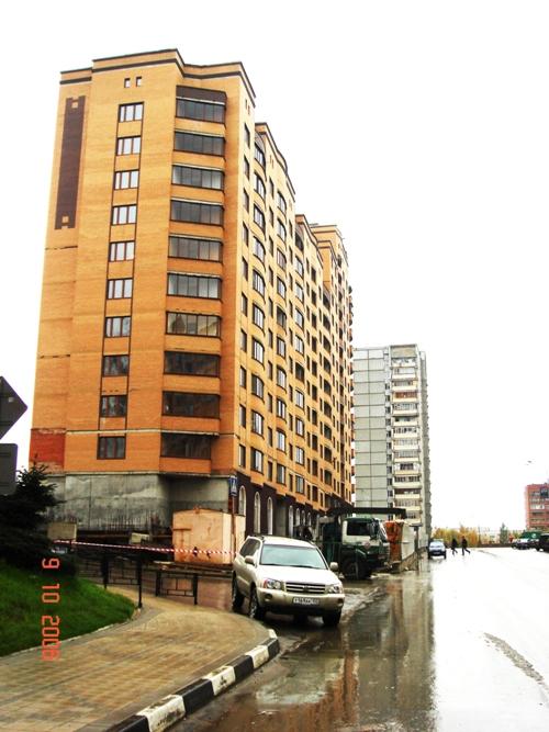 Элитный жилой дом г Дзержинский