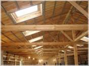 Огнезащита деревянных изделий и конструкций