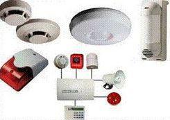 Охранная сигнализация - компоненты